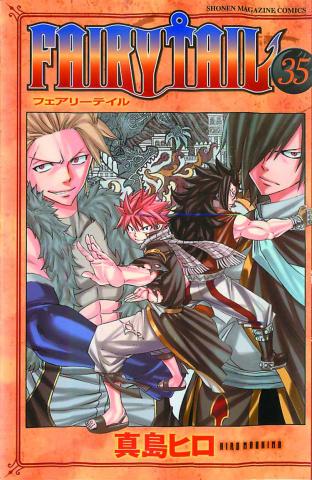 Fairy Tail Vol. 35
