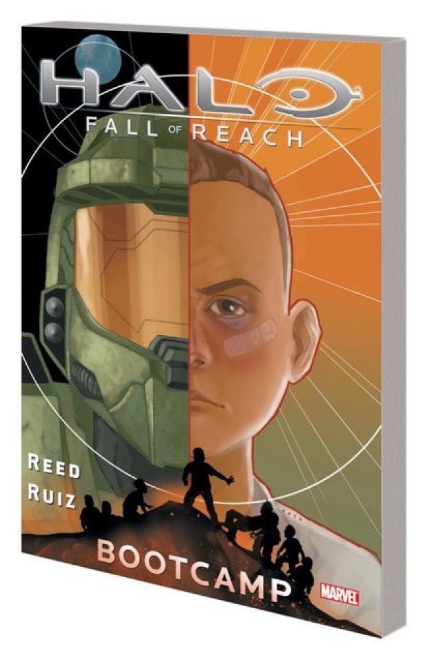 Halo: The Fall of Reach - Boot Camp