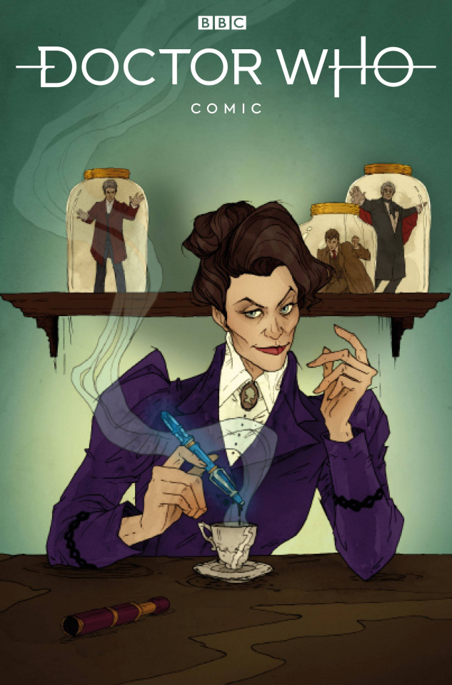 Doctor Who: Missy #3 (Larson Cover)