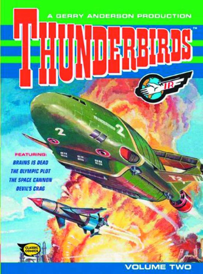 Thunderbirds Vol. 2