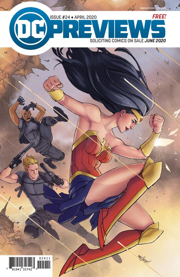 DC Previews #26: June 2020 Extras