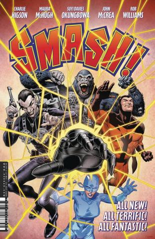 Smash! Comics Special 2020 #1