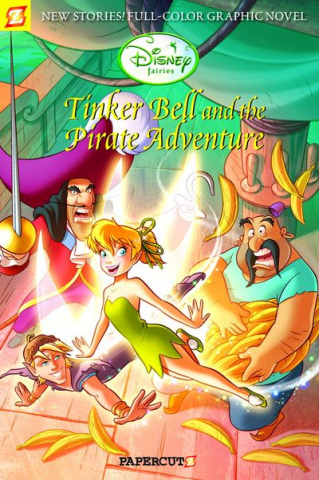 Disney's Fairies Vol. 5: Tinker Bell and the Pirate Adventure