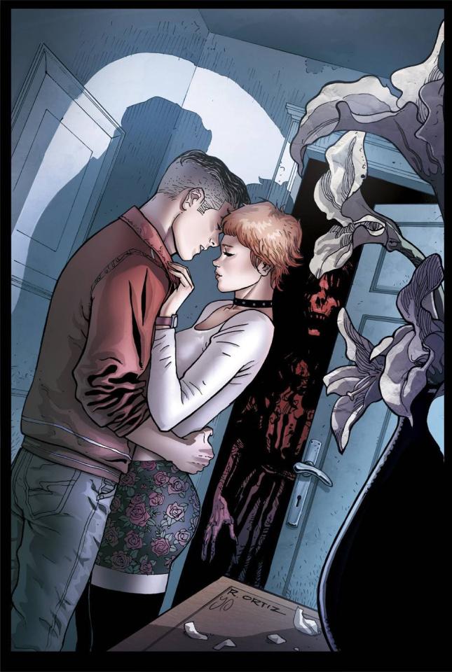 Grimm Fairy Tales: Grimm Tales of Terror #6 (Ortiz Cover)