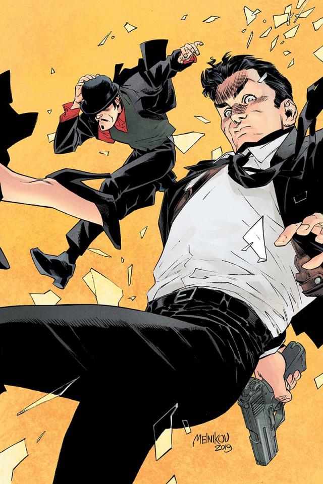 James Bond: 007 #11 (30 Copy Melkinov Virgin Cover)