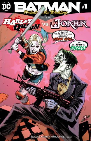 Batman: Prelude to the Wedding - Harley vs. Joker #1