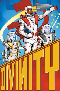 Divinity II #3 (10 Copy Pepoy Cover)