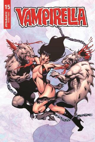 Vampirella #15 (Castro Bonus Cover)