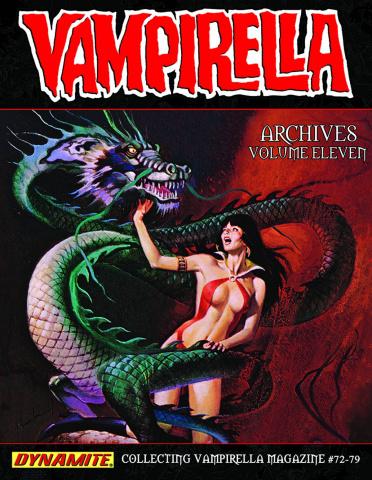 Vampirella Archives Vol. 11