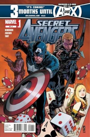 Secret Avengers #21.1