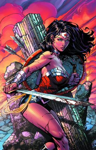 Wonder Woman Vol. 7: War Torn