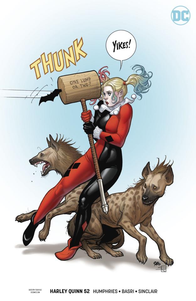 Harley Quinn #52 (Variant Cover)