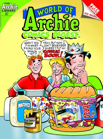 World of Archie Comics Digest #47