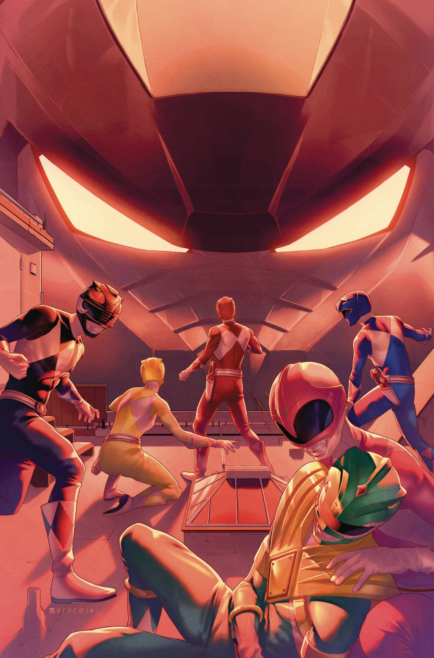 Mighty Morphin' Power Rangers #3