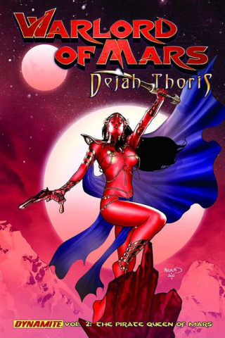 Warlord of Mars: Dejah Thoris Vol. 2: The Pirate Queen of Mars
