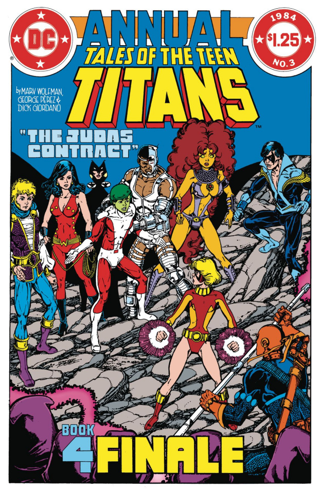 Tales of the Teen Titans Annual #3 (Dollar Comics)