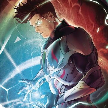 Catalyst Prime: Astonisher #12