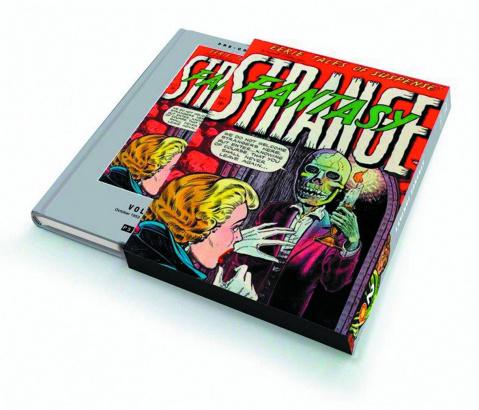 Pre-Code Classics: Strange Fantasy Vol. 2 (Slipcase Edition)
