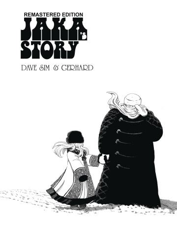 Cerebus Vol. 5: Jaka's Story (Remastered Edition)
