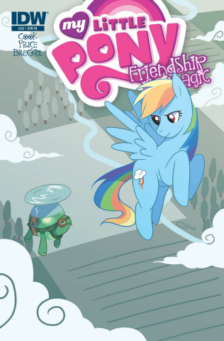 My Little Pony: Friendship Is Magic #26 (10 Copy Cover)