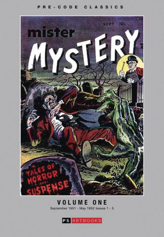 Mister Mystery Vol. 1