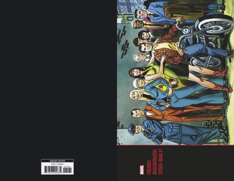 Friendly Neighborhood Spider-Man #1 (Romita Hidden Gem Cover)