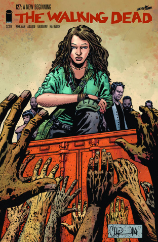 The Walking Dead #127 (2nd Printing)