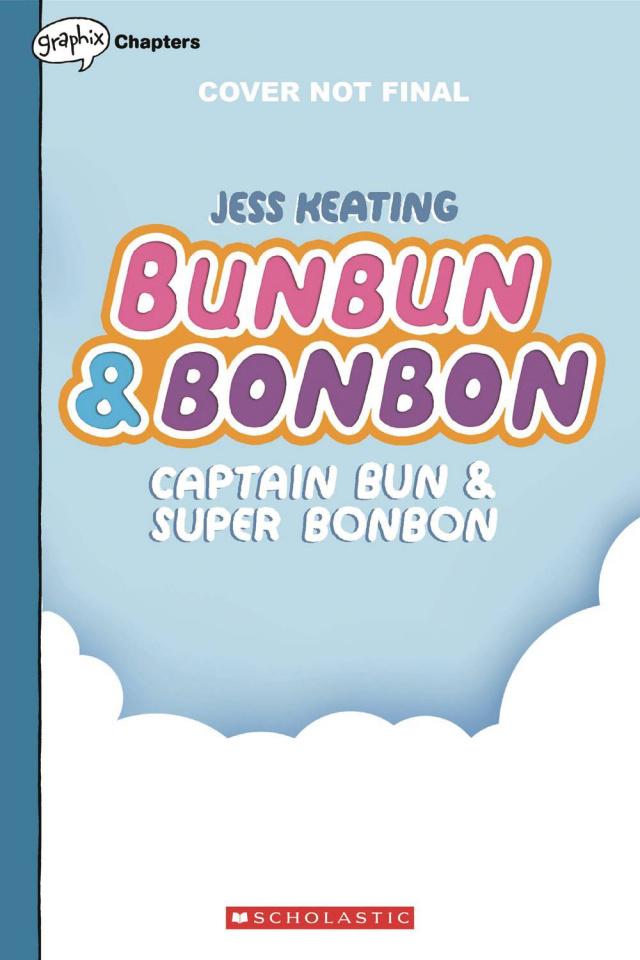 Bunbun & Bonbon #3: Captain Bun & Super Bonbon