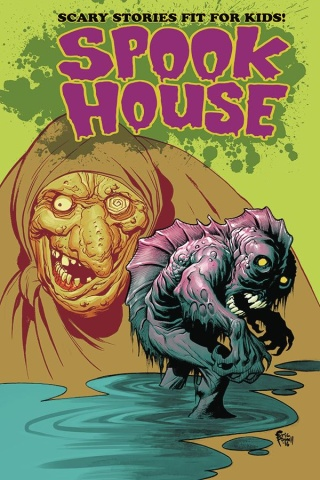 Spook House #4