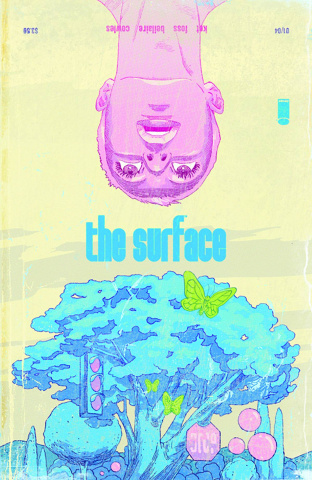 The Surface #1 (Rudy Cover)