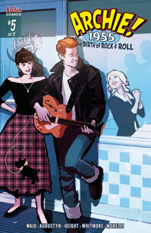 Archie: 1955 #5 (Nord Cover)