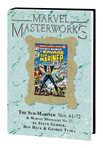 The Sub-Mariner Vol. 8 (Marvel Masterworks)