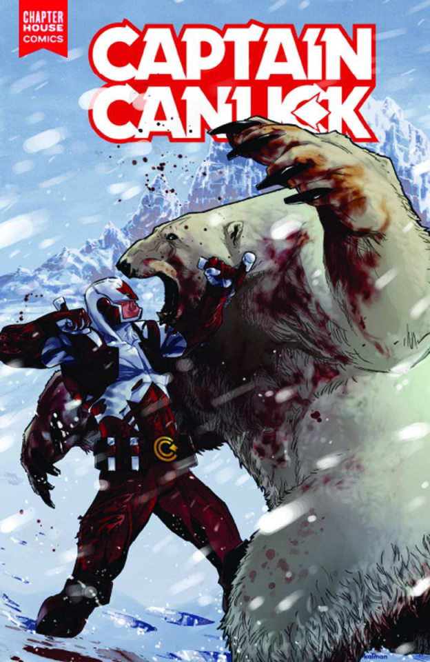 Captain Canuck #4