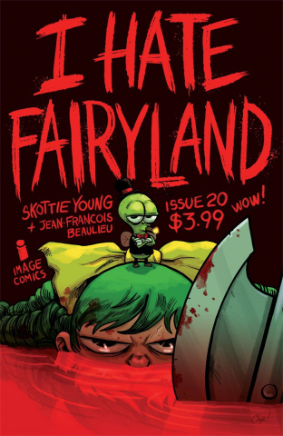 I Hate Fairyland #20 (Zdarsky Cover)