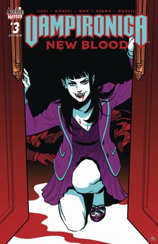 Vampironica: New Blood #3 (Mok Cover)