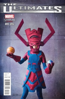 The Ultimates #11 (Cosplay Cover)