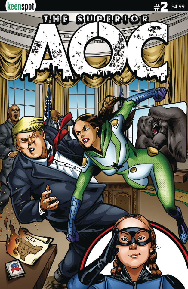 The Superior AOC #2 (Cucca Cover)