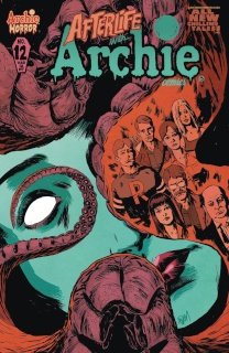 Afterlife With Archie #12 (Adam Gorham Cover)