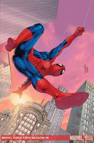 Marvel Super Stars Magazine #6