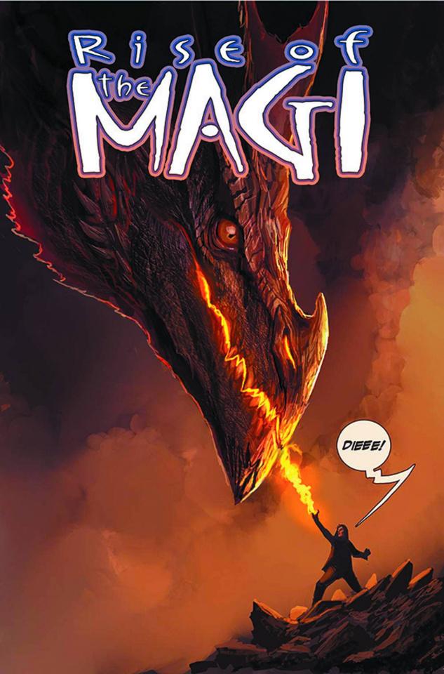 Rise of the Magi #5