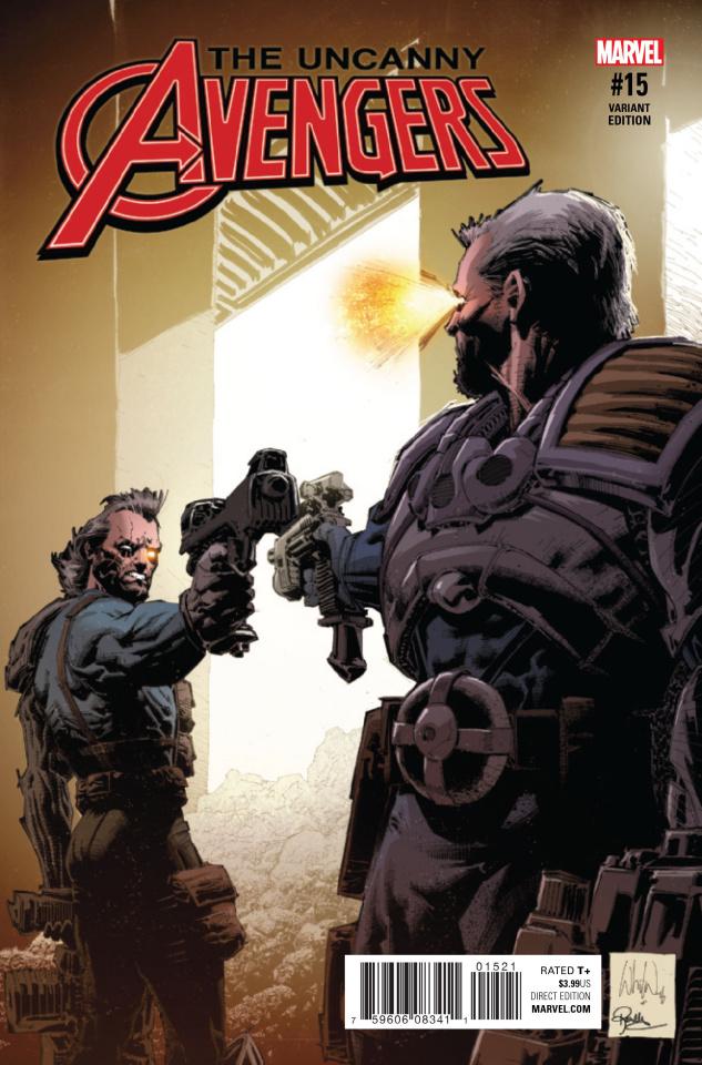 Uncanny Avengers #15 (Portacio Cover)