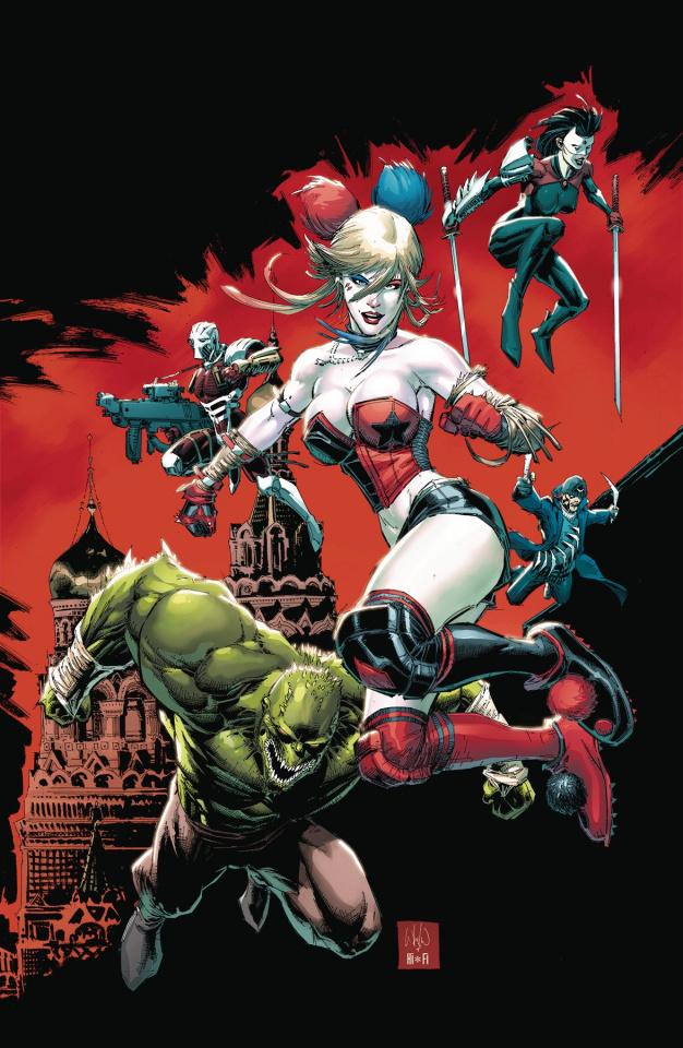 Suicide Squad: Rebirth Book 3