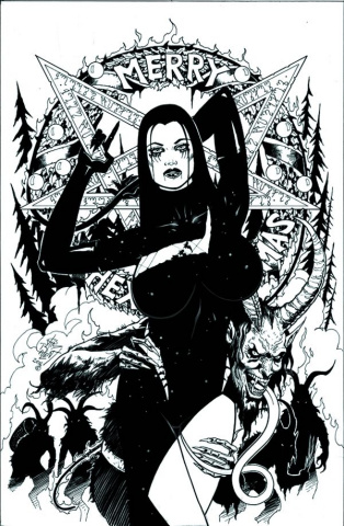 Tarot: Witch of the Black Rose #101 (10 Copy Cover)