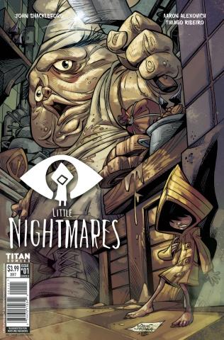 Little Nightmares #1 (Santana Cover)