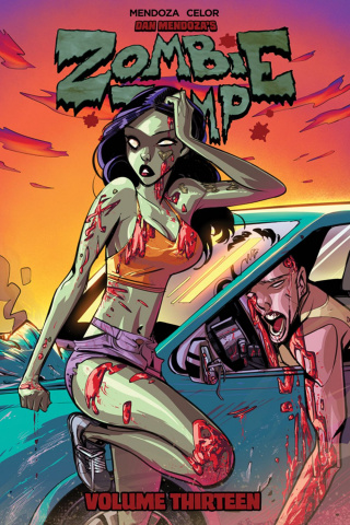 Zombie Tramp Vol. 13: Brothel