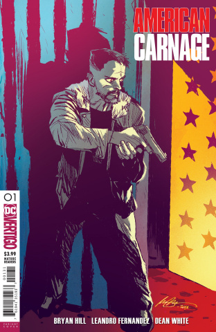 American Carnage #1 (Variant Cover)