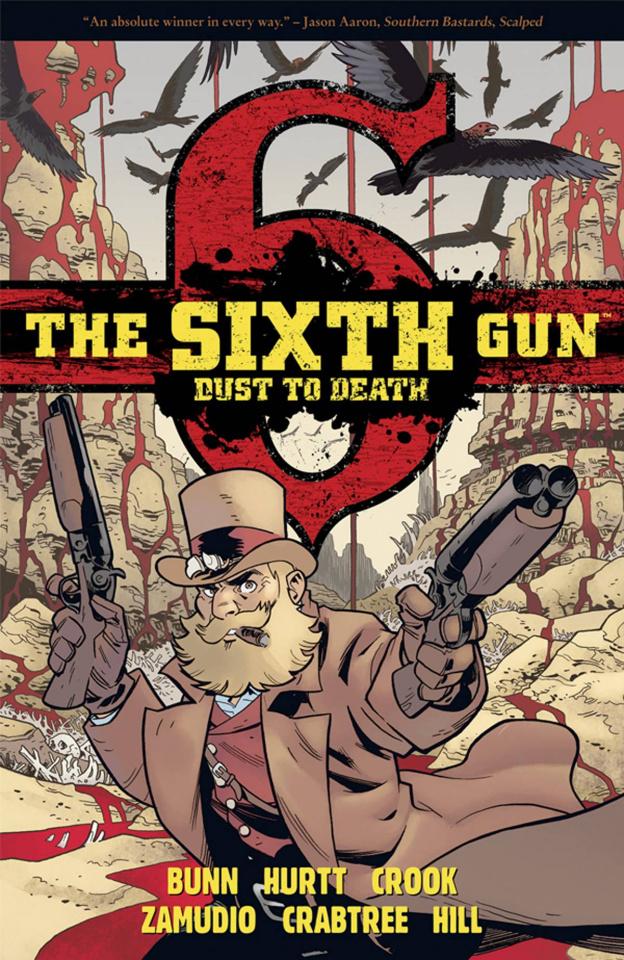 The Sixth Gun: Dust to Death