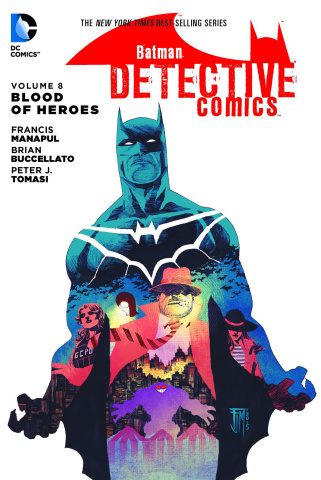 Detective Comics Vol. 8: Blood of Heroes