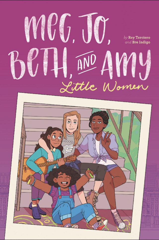 Meg, Jo, Beth, and Amy: A Modern Retelling of Little Women
