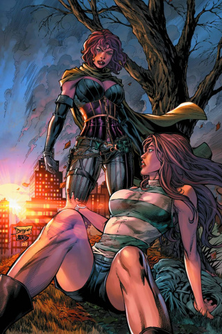 Witchblade #167 (Bernard Cover)